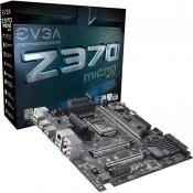 EVGA Z370 Micro Motherboard Available
