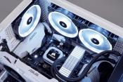 Corsair Now Offers White Edition Crystal 460X RGB Chassis