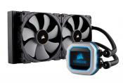 Corsair To Release H115i Pro and H150i Pro AIO liquid coolers