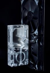 Phanteks Glacier Series R160 and R220 Reservoirs