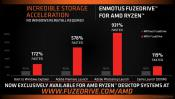 AMD Enmotus FuzeDrive for AMD Ryzen