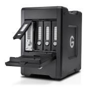 WD Launches G-Technology G-Speed Shuttle Thunderbolt 3 DAS