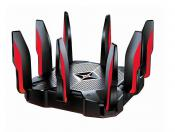 TP-Link Archer C5400X router with quad-core SoC at 5433Mbit/s Available