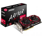 MSI Intros Radeon RX 580 Armor MK2 Graphics Card As Well