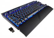 Corsair K63 Wireless Bluetooth  Keyboard With Cherry Red Switches