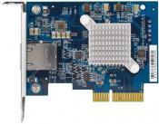 QNAP Unveils 139 USD QXG-10G1T 10GBASE-T Network Card for NAS or PC