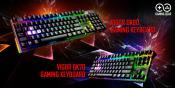 MSI Launches Vigor GK80 & GK70  Gaming keyboards