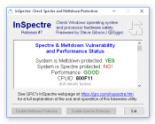 Intel and Microsoft release final Spectre Patches up to and including Sandy Bridge