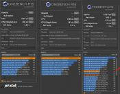 Intel Six Core Mobile Core i9-8950HK, i7-8850H, i7-8750H Cinebench scores leaked