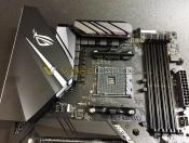 ASUS STRIX X470-F Spotted - Motherboard Packaging Pictured