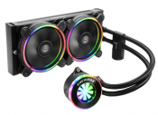 ENERMAX Launches LIQFUSION Rainbow RGB Liquid Cooler