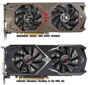 ASRock Phantom graphics cards seem to be Colorful products?