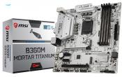 MSI Launches motherboards with Intel H370, B360, and H310 chipsets