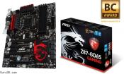 MSI Gaming, Overclocking, and Military-Class Motherboards