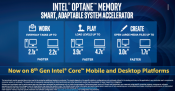 Intel now offers Core i5/i7/i9 Processors Bundled with Optane Cache SSD