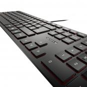 Cherry Releases KC 6000 SLIM: Extra Flat Design Keyboard