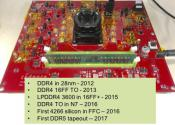 Cadence and Micron test Prototype 7nm DDR5 DRAM at 4400 MT/s