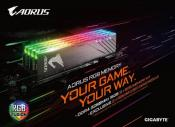 Gigabyte to release Aorus DDR4 RGB Memory kits