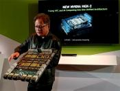 NVIDIA CEO Makes Interesting Remark, New Gamers GeForce is a long time away from now