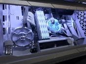 Deepcool & Gamerstorm Launch Multiple Coolers, Chassis + Booth Photos