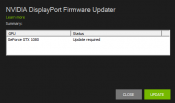 NVIDIA Releases Firmware Update Tool To Support DisplayPort 1.3 and 1.4 Displays