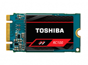 Toshiba launches a cost effective OCZ RC100 NVMe M.2 SSD
