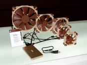 Noctua Showcased New Products at Computex 2018 (overview)