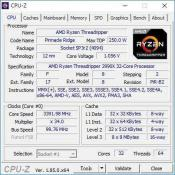 AMD Ryzen Threadripper 2990X Benchmarks and CPU-Z Screenshots (32-cores)