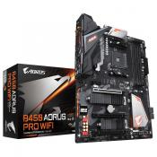 Gigabyte unveils four AMD-B450 motherboards for Ryzen 2000