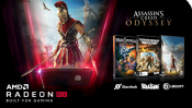 AMD Launches Raise the Game Bundle - Bundles Assassins Creed Odyssey and more