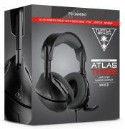 Turtle Beach Offers New Atlas Line of Gaming Headsets (updated)