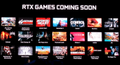 NVIDIA is listing 21 Games with RTX Support