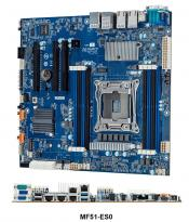 Gigabyte Launches Three New Xeon W Server Motherboards