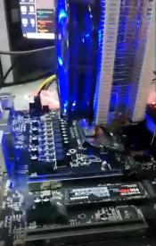 Core i7 9700K Overclocked to 5.30 GHz On Air Cooling (all cores)