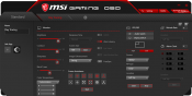 MSI Gaming OSD App offers an optimized mode for RTX Ray-tracing in October