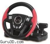 Genius Speed Wheel 6 MT Gaming Racing Wheel