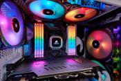 CORSAIR Launches Hydro Series H100i and H115i RGB PLATINUM Liquid CPU Coolers