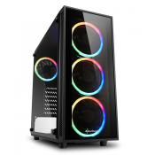 Sharkoon Releases TG4 and SKILLER SGC1 RGB Midi Tower Cases