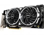 MSI Releases GeForce GTX 1060 6GB Armor OC and GDDR5X Memory