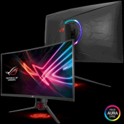 ASUS Releases 32-inch ROG Strix XG32VQR 1440p 144Hz FreeSync 2 HDR