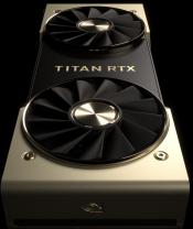 Nvidia releases Titan RTX with 72 RT cores and 24 GB GDDR6 at $2,499