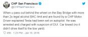 Tesla on Autopilot Drove 7 miles with Drunk Driver Sleeping