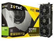 ZOTAC GeForce GTX 1070 AMP Extreme Core spotted with .. GDDR5X