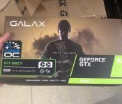 Multiple photos show Galax and Palit GeForce GTX 1660 Ti