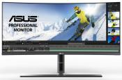 ASUS launches ProArt PA34VC Professional Curved Monitor