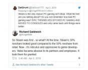 Ex Valve Developer Lashes out about Steam