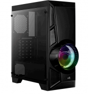Aerocool AeroEngine RGB TG gets front side mounted phase cannon