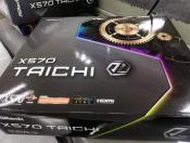 ASRock X570 Taichi Packaging Spotted