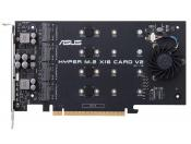 ASUS  releases its Hyper M2 X16 Card version 2.0