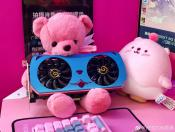 Pretty in pink - Radeon RX 5700
